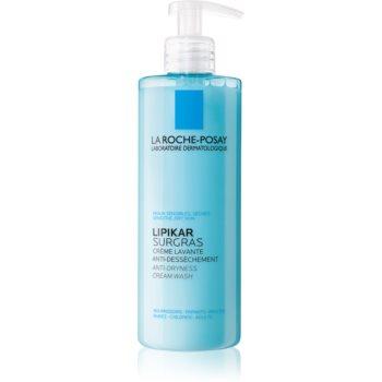 La Roche-Posay Lipikar Surgras cremă pentru duș pentru pielea uscata sau foarte uscata