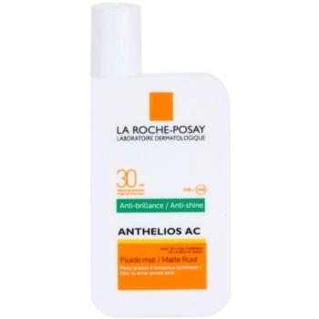 La Roche-Posay Anthelios AC ochronny fluid matujący do twarzy SPF 30