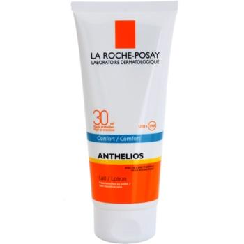 Fotografie La Roche-Posay Anthelios mléko na opalování pro citlivou pokožku SPF 30 100 ml