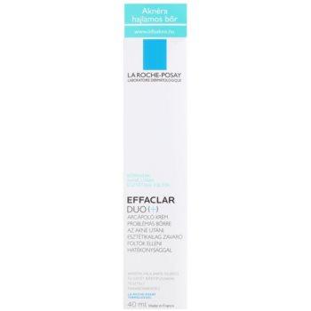 La Roche-Posay Effaclar коригираща възстановяваща грижа против несъвършенства по кожата и белези от акне 2