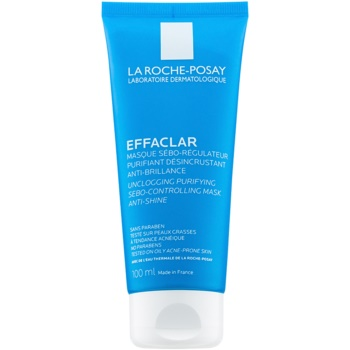 La Roche-Posay Effaclar masca de curatare pentru reducerea sebumului si minimalizarea porilor  100 ml