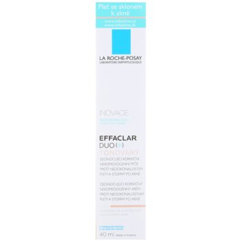 La Roche-Posay Effaclar corretor uniformizante com cor, anti-imperfeições e anti-marcas 2