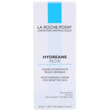 La Roche-Posay Hydreane Riche подхранващ и хидратиращ крем за чувствителна и суха кожа 3