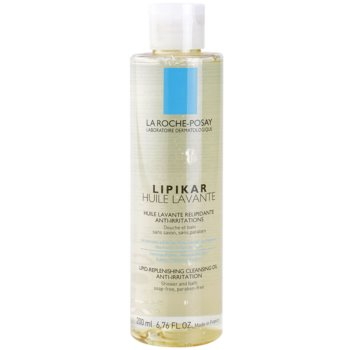 La Roche-Posay Lipikar sprchový olej pro obnovu kožní bariéry