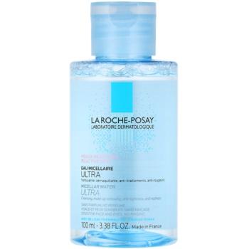 La Roche-Posay Physiologique Ultra apa cu particule micele pentru piele foarte sensibila