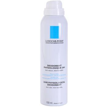 La Roche-Posay Physiologique физиологичен дезодорант в спрей за чувствителна кожа 1