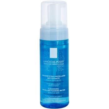 La Roche-Posay Physiologique физиологична почистваща мицеларна вода-пяна за чувствителна кожа на лицето