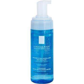 La Roche-Posay Physiologique физиологична почистваща мицеларна вода-пяна за чувствителна кожа на лицето 1