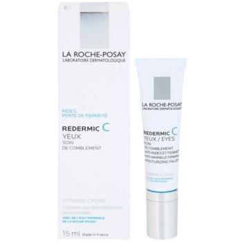 La Roche-Posay Redermic [C] околоочен крем против бръчки за чувствителна кожа на лицето 1