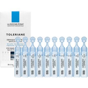 Fotografie La Roche-Posay Toleriane odličovač očí pro intolerantní pleť 30x5 ml
