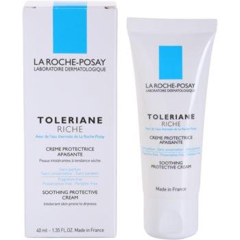 La Roche-Posay Toleriane emulsie calmanta si hidratanta ten uscat 2