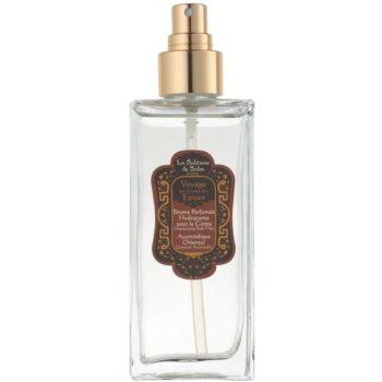 la sultane de saba ambre, vanille, patchouli spray pentru corp unisex 200 ml