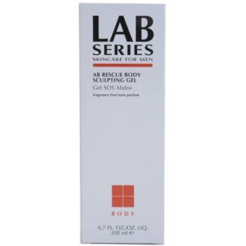 Lab Series Body zpevňující gel na břicho a pas 2