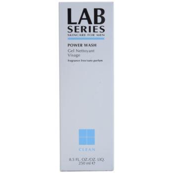 Lab Series Clean gel de limpeza para pele normal a oleosa 2
