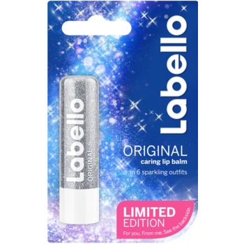 Labello Original Sparkle balsam de buze editie limitata
