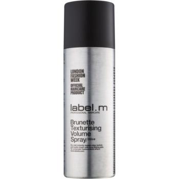 label.m Complete spray pentru sculptura si volum pentru par saten spre inchis poza