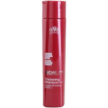Fotografie label.m Thickening čisticí šampon pro objem 300 ml