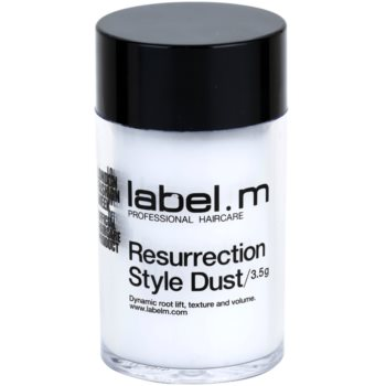 label.m Complete pó de cabelo  para dar volume desde a raiz