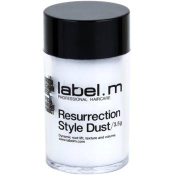 label.m Complete pudra pentru par volum de la radacini