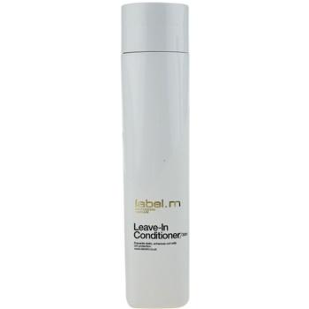 label.m Condition bezoplachový kondicionér pro všechny typy vlasů 300 ml