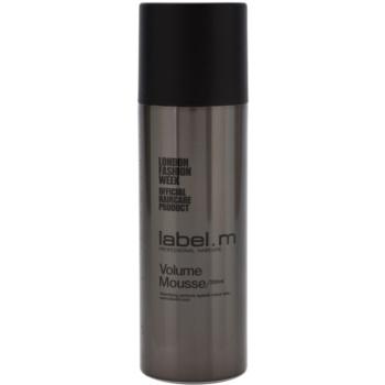 label.m Create pěnové tužidlo pro jemné vlasy 200 ml