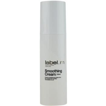 Fotografie label.m Create uhlazující krém pro suché a poškozené vlasy 150 ml