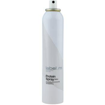 label.m Create proteinový sprej na vlasy 1