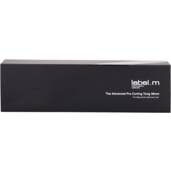 label.m Electrical  The Advanced Pro Curling Tong 38 mm lokówka do włosów 3