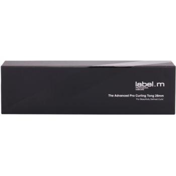 label.m Electrical  The Advanced Pro Curling Wand 28 mm modelador de cabelo 3