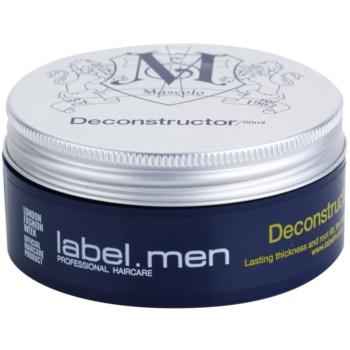 label.m Men Modellierende Haarpaste für das Haar 50 ml