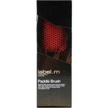 label.m Brush Paddle escova de cabelo 1