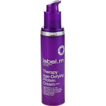label.m Therapy  Age-Defying kremowa emulsja bez spłukiwania do włosów 1