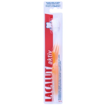 Lacalut Aktiv perie de dinti fin imagine produs