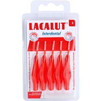Lacalut Interdental periuta de dinti interdentara cu capac 5 bucati