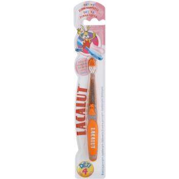 Lacalut Junior periuta de dinti pentru copii foarte moale