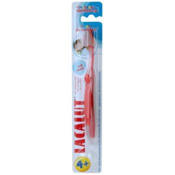 Lacalut Junior periuta de dinti pentru copii fin