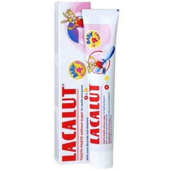 Lacalut Junior Pasta de dinti pentru copii. 1