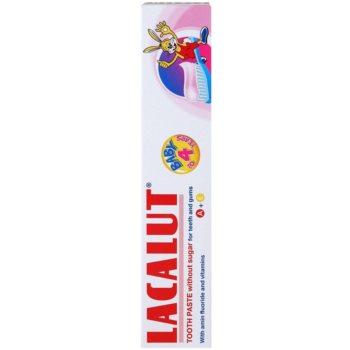 Lacalut Junior Pasta de dinti pentru copii. 3