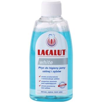 Lacalut White apa de gura cu efect de albire