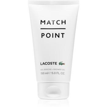 Lacoste Match Point gel de duș pentru bărbați