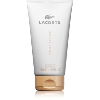 Lacoste Pour Femme gel de dus pentru femei 150 ml