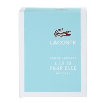 Lacoste Eau de Lacoste L.12.12. Pour Elle Natural Eau de Toilette for Women 1