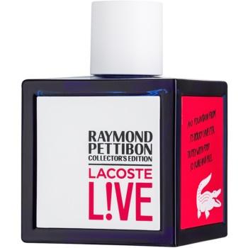 Lacoste Live Raymond Pettibon Collectors Edition eau de toilette pentru barbati 100 ml