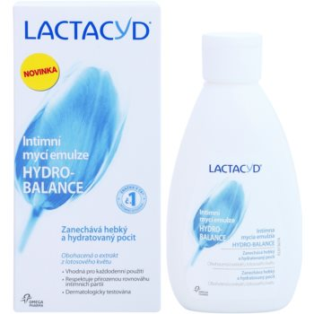 Lactacyd Hydro-Balance emulzija za intimno higieno 1