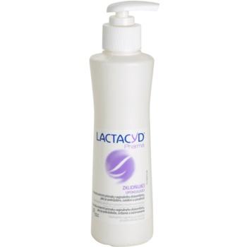 Fotografie Lactacyd Pharma zklidňující emulze pro intimní hygienu 250 ml