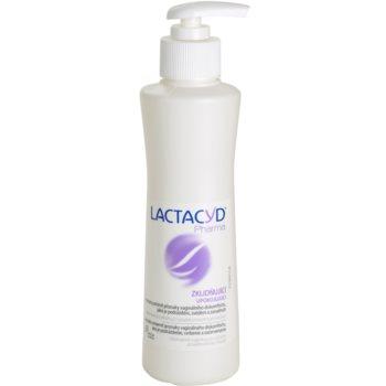 Lactacyd Pharma emulsie calmanta pentru igiena intima