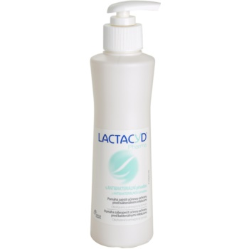 Lactacyd Pharma emulsie antibacteriana pentru igiena intima