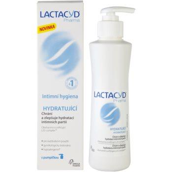 Lactacyd Pharma vlažilna emulzija za intimno higieno 1