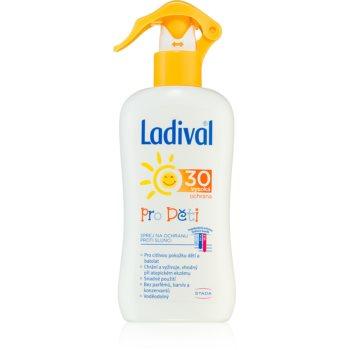 Ladival Kids spray pentru protectie solara pentru copii SPF 30 imagine produs