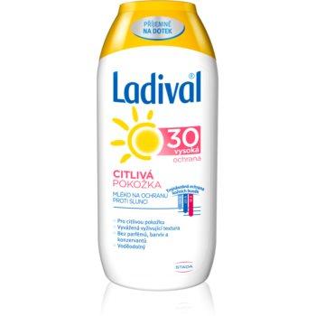 Ladival Sensitive lotiune de plaja pentru pielea sensibila SPF 30